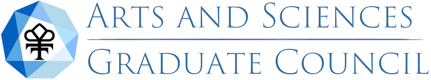 Arts and Sciences Graduate Council logo