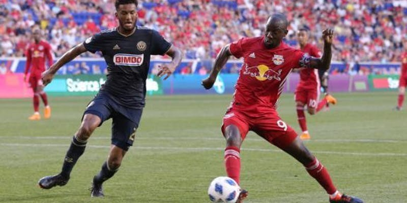 ASGC: NY Red Bulls vs DC United (Fireworks night)
